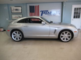 2007 Chrysler Crossfire Limited