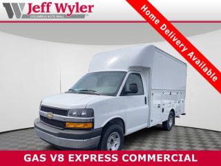 2021 Chevrolet Express Cutaway 3500
