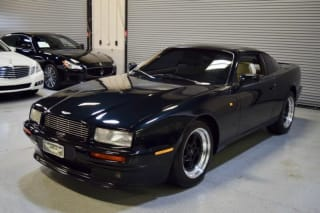 1991 Aston Martin Virage Coupe