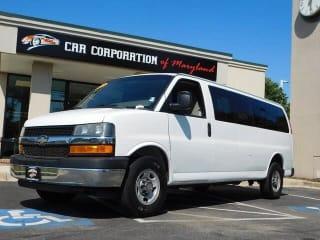 2013 Chevrolet Express Passenger LT 3500