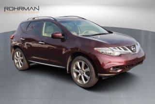 2013 Nissan Murano LE