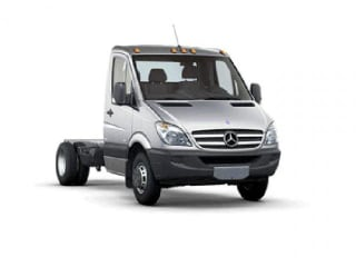 2013 Mercedes-Benz Sprinter Cab Chassis 3500