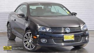 2013 Volkswagen Eos Komfort SULEV