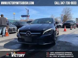 2017 Mercedes-Benz CLA CLA 250 4MATIC