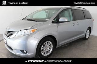 2013 Toyota Sienna XLE 8-Passenger
