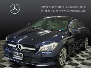 2018 Mercedes-Benz CLA CLA 250 4MATIC