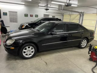 2002 Mercedes-Benz S-Class S 430