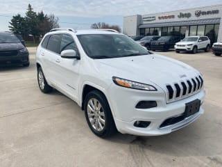 2018 Jeep Cherokee Overland
