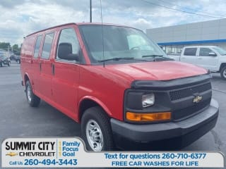 2009 Chevrolet Express Cargo 3500