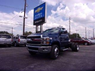 2019 Chevrolet Silverado 3500 Work Truck