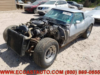 1978 Chevrolet Corvette Coupe