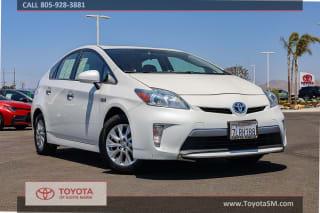 2015 Toyota Prius Plug-in Hybrid Base