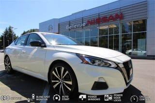 2020 Nissan Altima 2.5 SR