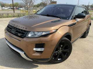 2014 Land Rover Range Rover Evoque Coupe