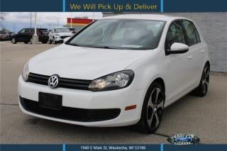 2011 Volkswagen Golf 2.5L