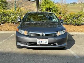 2012 Honda Civic Natural Gas w/Navi