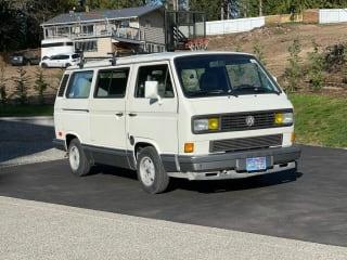 1990 Volkswagen Vanagon GL