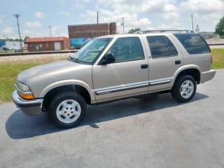 1998 Chevrolet Blazer LS