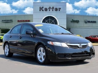 2011 Honda Civic LX-S