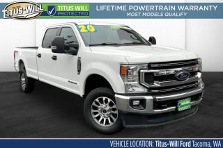 2020 Ford F-350 Super Duty XL