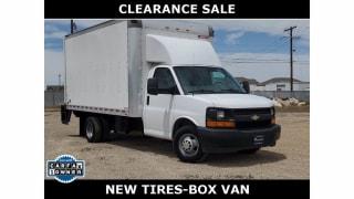 2017 Chevrolet Express Cutaway 3500