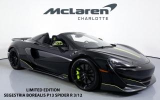 2020 McLaren 600LT Spider Base