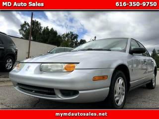 2002 Saturn S-Series SL