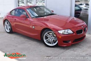 2007 BMW Z4 M