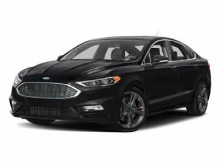 2018 Ford Fusion V6 Sport
