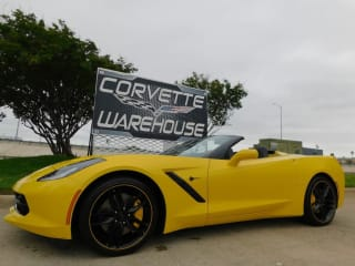 2018 Chevrolet Corvette Stingray Z51