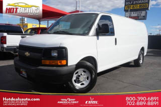 2013 Chevrolet Express Cargo 3500