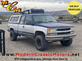 1994 Chevrolet C/K 1500 Series K1500 Cheyenne