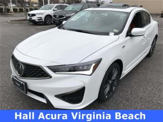 2021 Acura ILX w/Premium w/A-SPEC