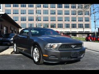 2010 Ford Mustang V6