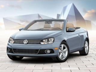 2012 Volkswagen Eos Lux SULEV