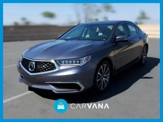 2018 Acura TLX V6