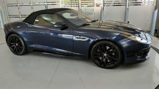 2019 Jaguar F-TYPE R-Dynamic