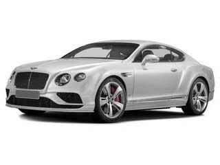 2016 Bentley Continental GT Speed GT Speed