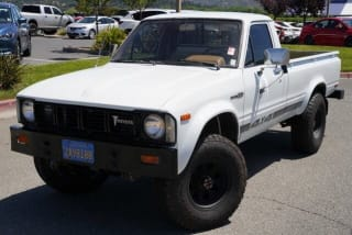 1981 Toyota Pickup Deluxe