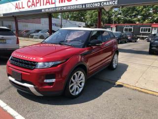 2012 Land Rover Range Rover Evoque Dynamic