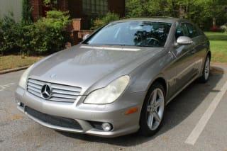 2008 Mercedes-Benz CLS CLS 550