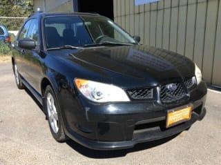 2007 Subaru Impreza 2.5 i