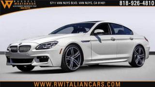 2019 BMW 6 Series 650i xDrive Gran Coupe