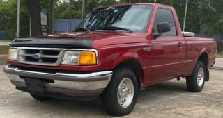 1997 Ford Ranger XL