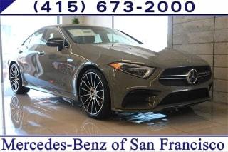 2021 Mercedes-Benz CLS AMG CLS 53