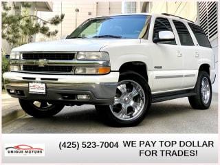 2001 Chevrolet Tahoe LS