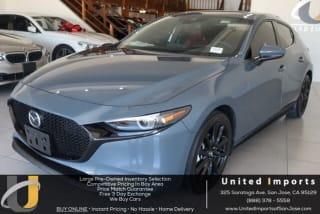 2021 Mazda Mazda3 Hatchback Premium