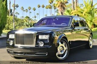 2012 Rolls-Royce Phantom Base