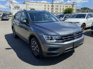 2021 Volkswagen Tiguan 2.0T S 4Motion