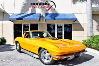 1963 Chevrolet Corvette Resto-Mod